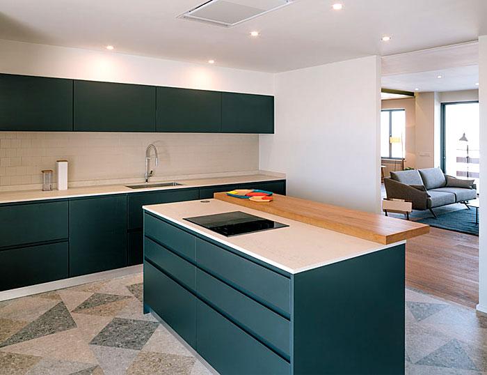 sophisticated elegant apartment zooco estudio 17