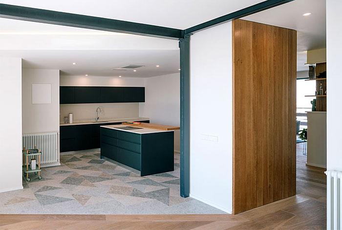 sophisticated elegant apartment zooco estudio 18