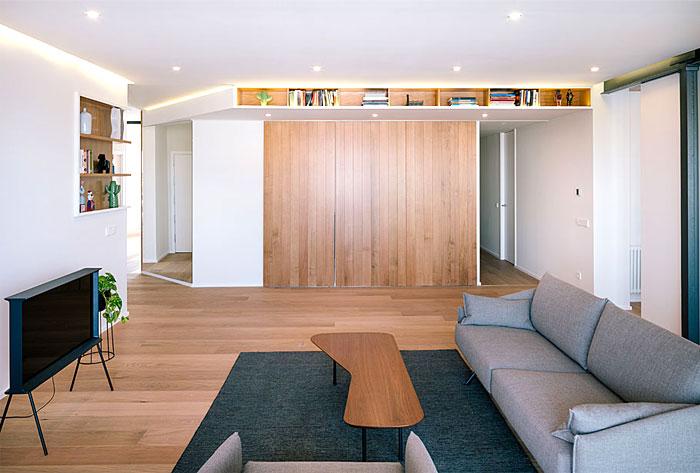 sophisticated elegant apartment zooco estudio 20