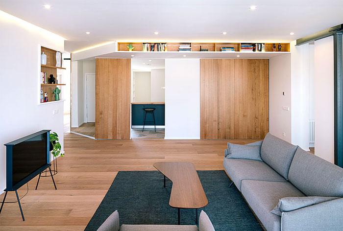 sophisticated elegant apartment zooco estudio 21