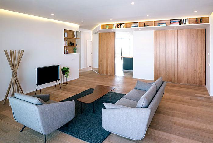 sophisticated elegant apartment zooco estudio 22