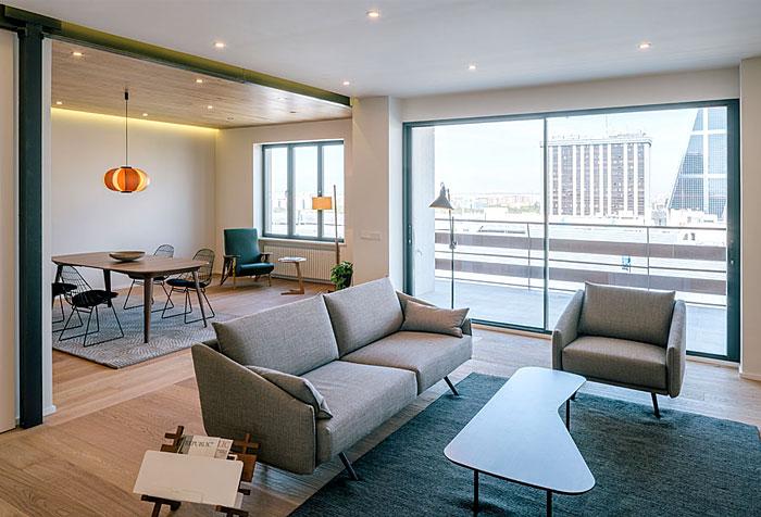 sophisticated elegant apartment zooco estudio 7