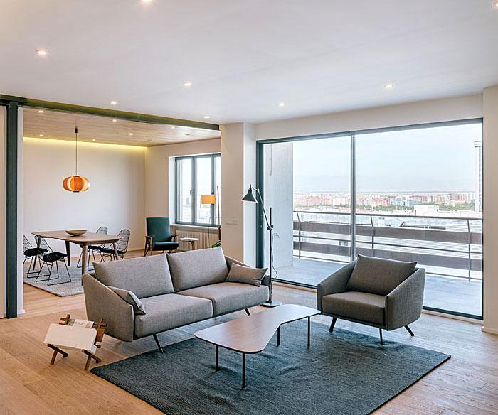 sophisticated elegant apartment zooco estudio 9