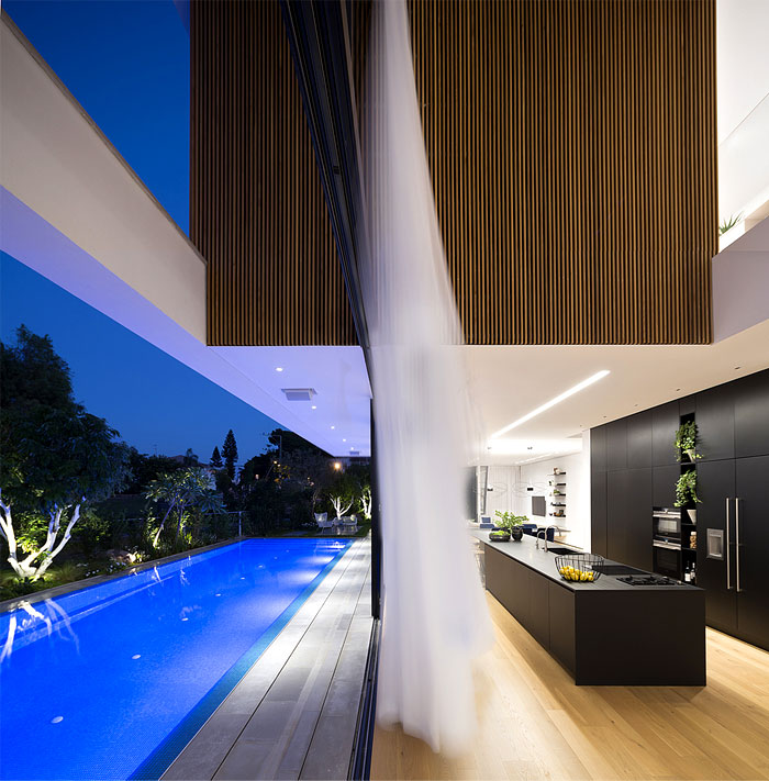 contemporary L shaped house 27
