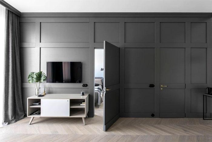 interjero architektura vilnius apartment 15