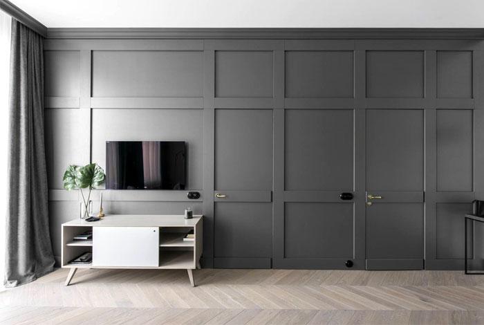 interjero architektura vilnius apartment 16