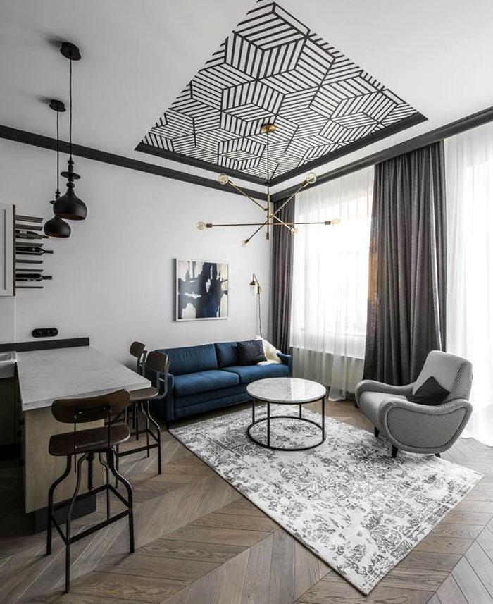 interjero architektura vilnius apartment 18