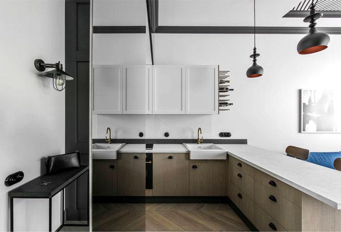 interjero architektura vilnius apartment 19