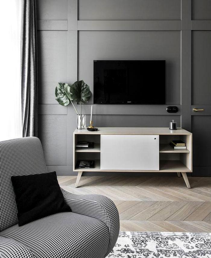 interjero architektura vilnius apartment 23