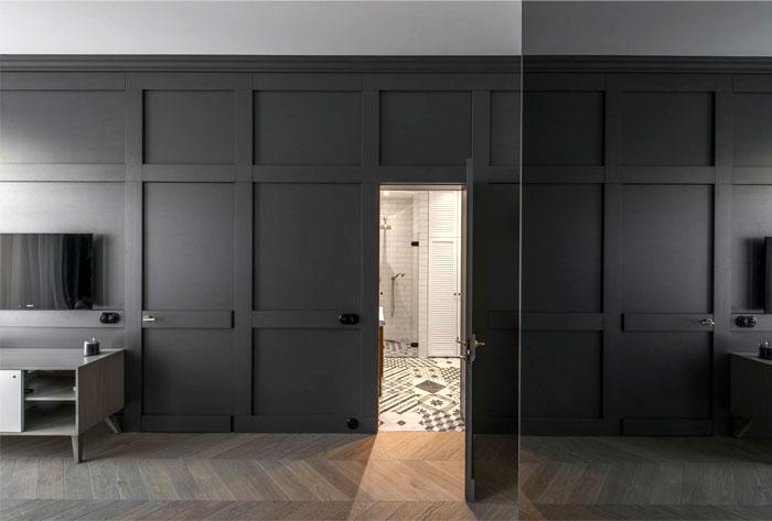 interjero architektura vilnius apartment 8