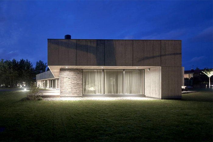 nebrau modern house nature inspired lithuania 13