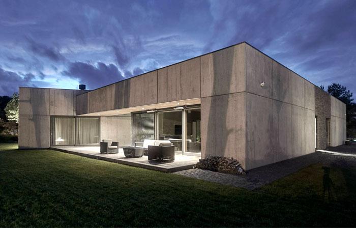 nebrau modern house nature inspired lithuania 15