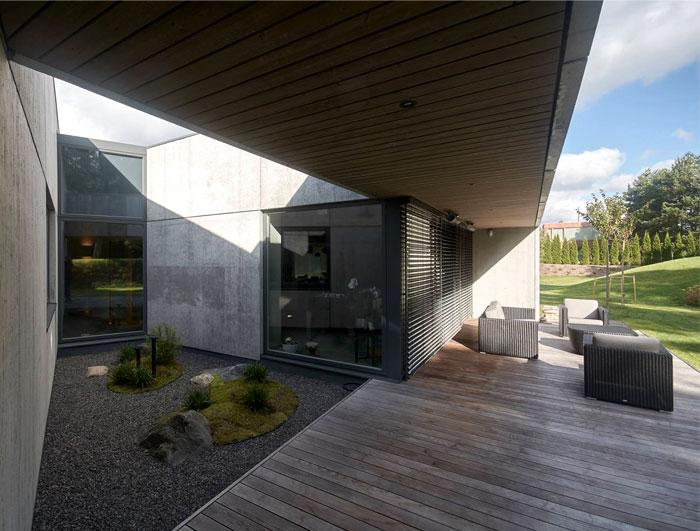 nebrau modern house nature inspired lithuania 21