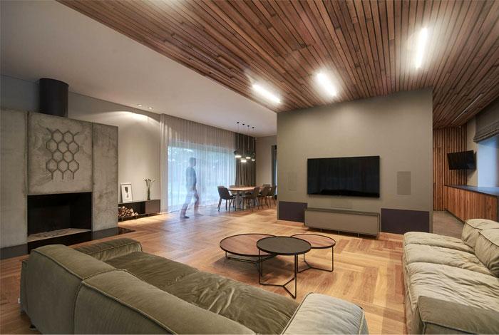 nebrau modern house nature inspired lithuania 7