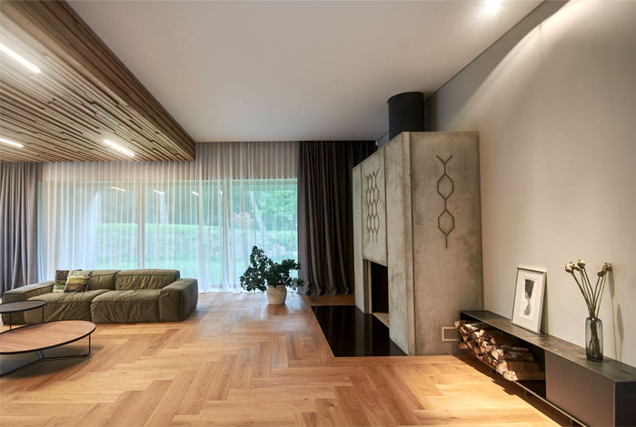nebrau modern house nature inspired lithuania 8