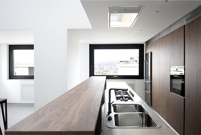 studio DiDeA two level penthouse 31