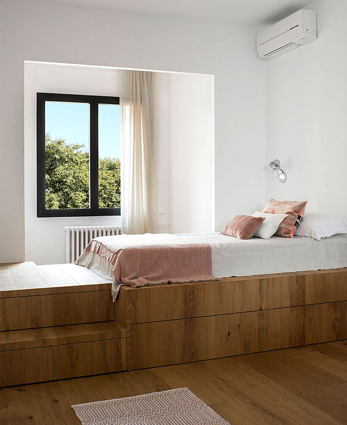urban white apartment barcelona susanna cots 1