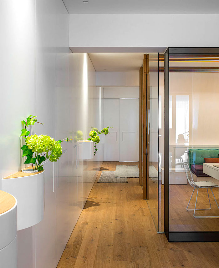 urban white apartment barcelona susanna cots 17