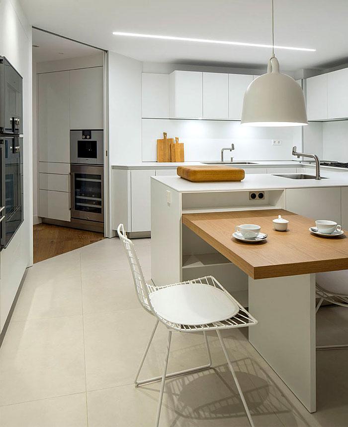 urban white apartment barcelona susanna cots 20