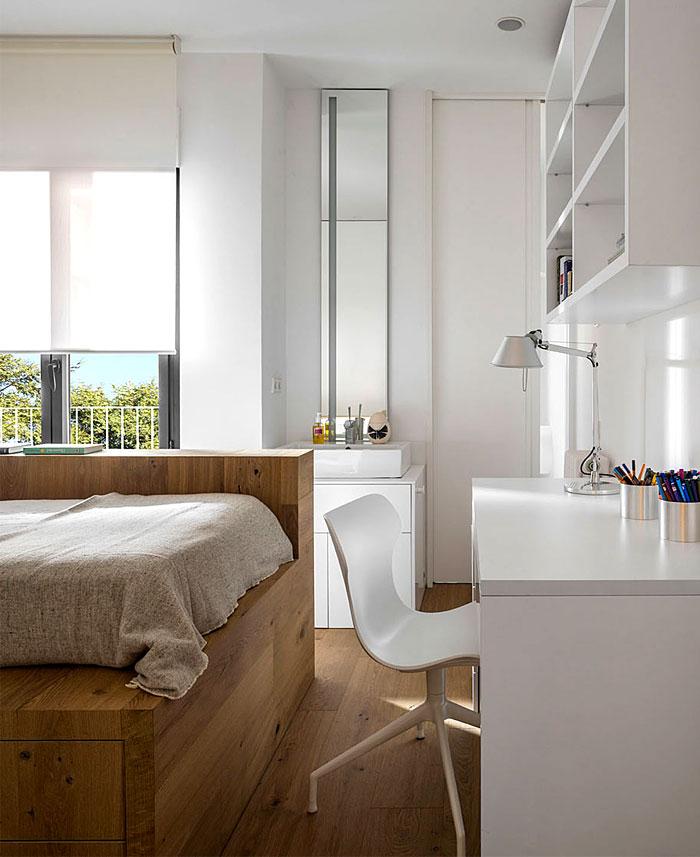 urban white apartment barcelona susanna cots 25