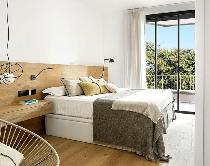 urban white apartment barcelona susanna cots 6