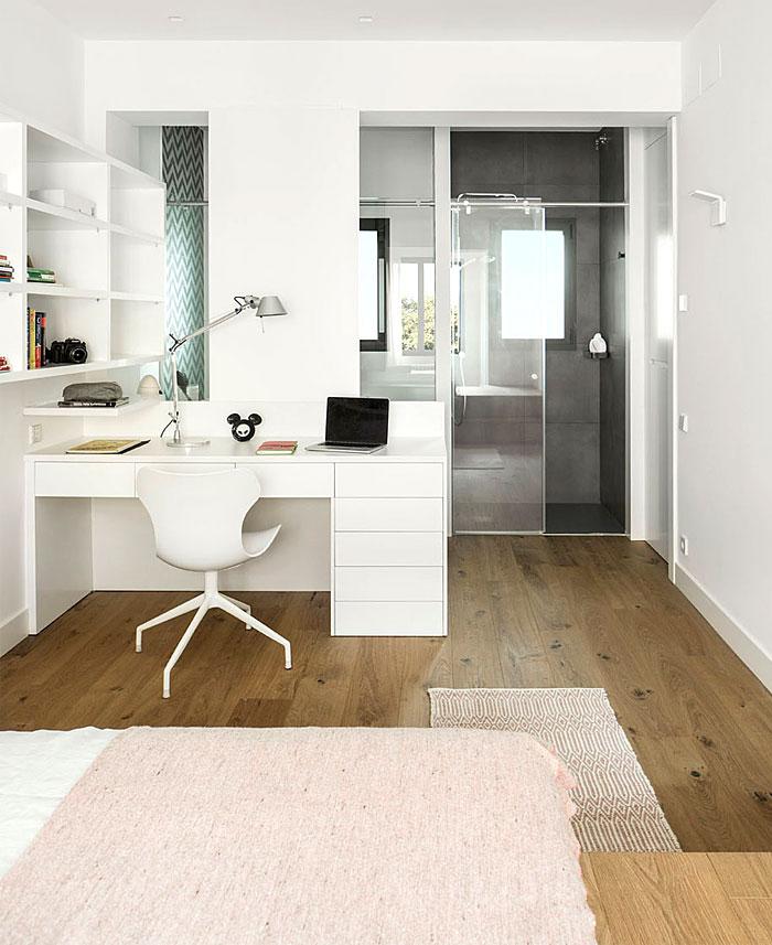 urban white apartment barcelona susanna cots 7