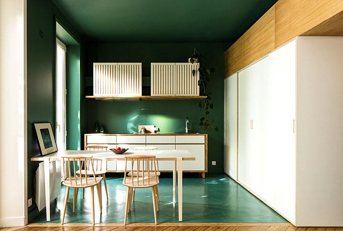 modern apartment paris 3