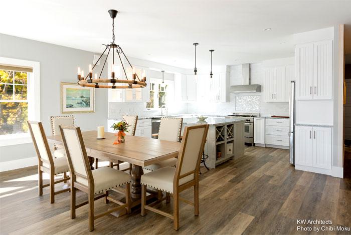 shingle style cottage kw architects 11