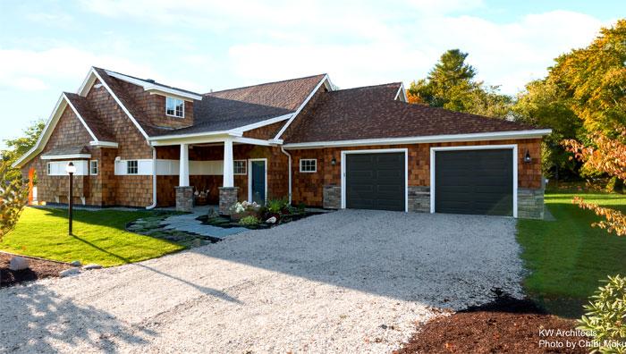 shingle style cottage kw architects 12