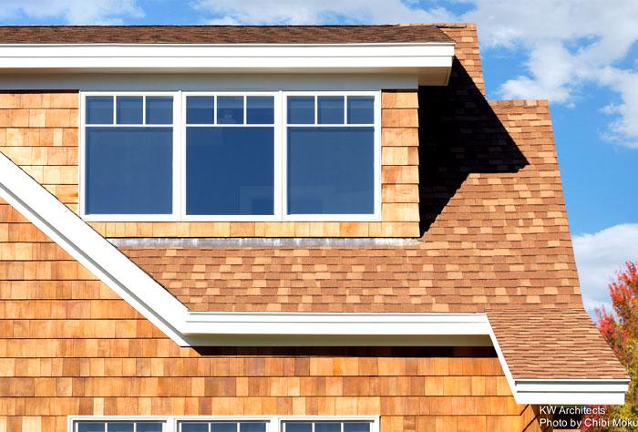 shingle style cottage kw architects 13