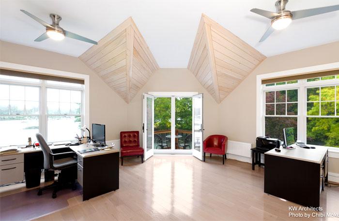 shingle style cottage kw architects 6