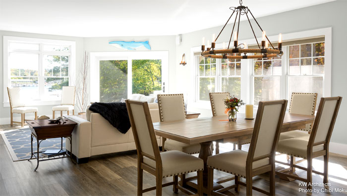 shingle style cottage kw architects 9