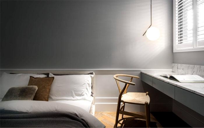 t.m design studio heart of paris apartment 12