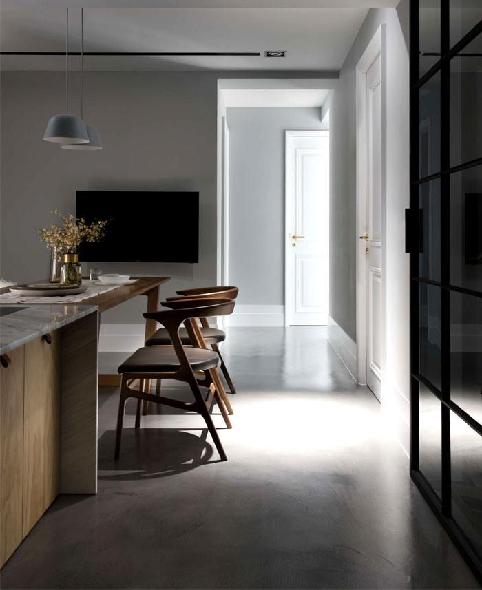 t.m design studio heart of paris apartment 17