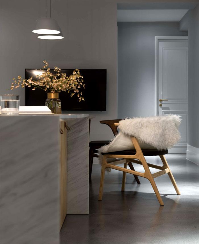 t.m design studio heart of paris apartment 2