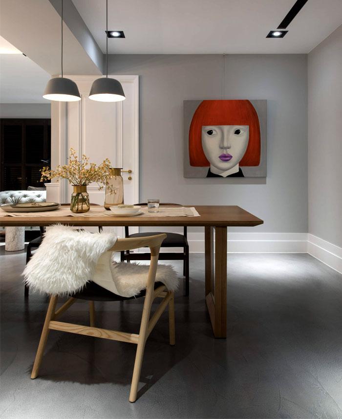 t.m design studio heart of paris apartment 4