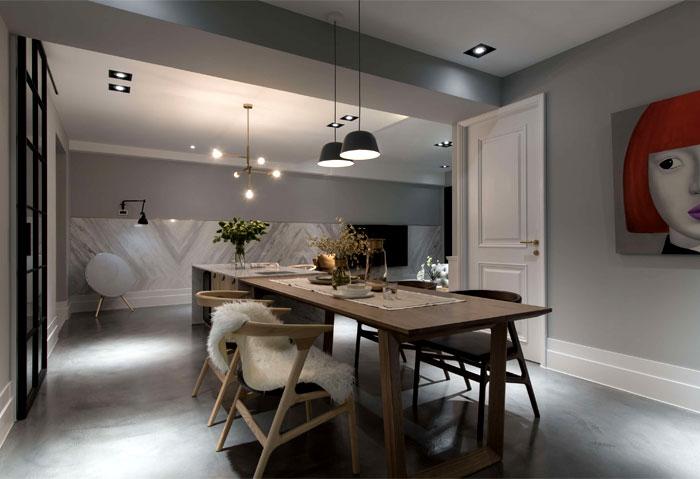 t.m design studio heart of paris apartment 5
