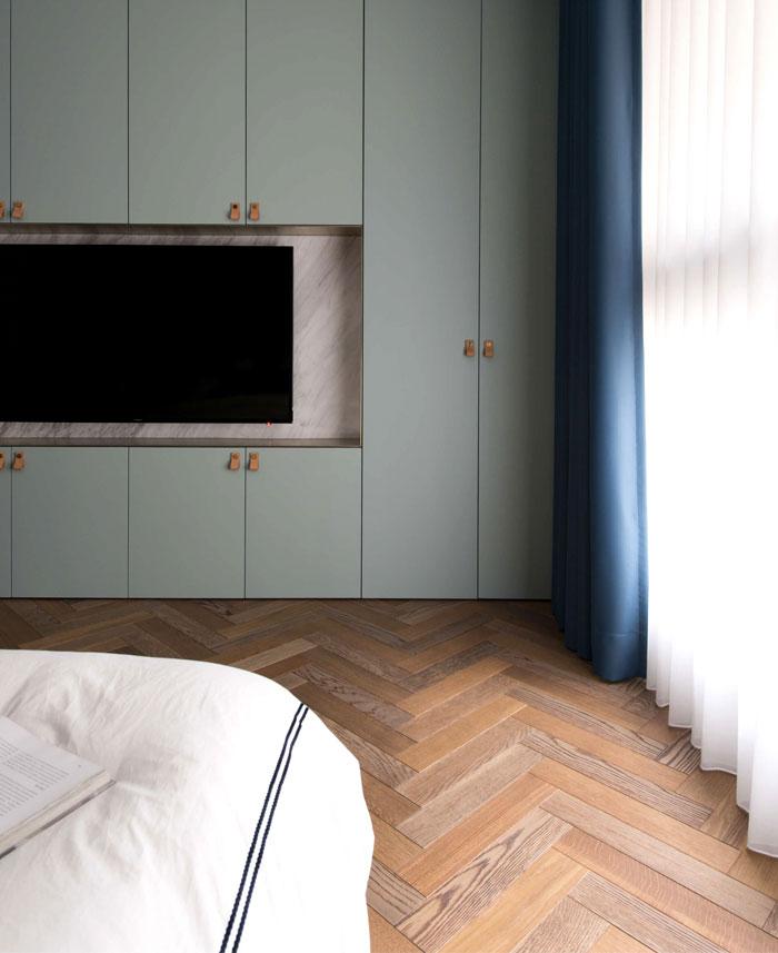 t.m design studio heart of paris apartment 8