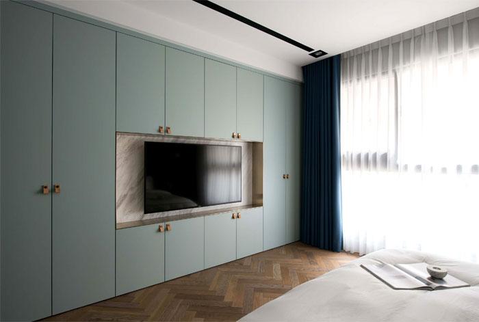t.m design studio heart of paris apartment 9