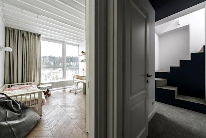 two storey apartment vilnius inarch 12