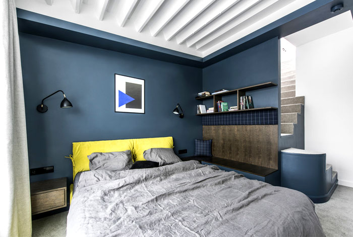 two storey apartment vilnius inarch 15