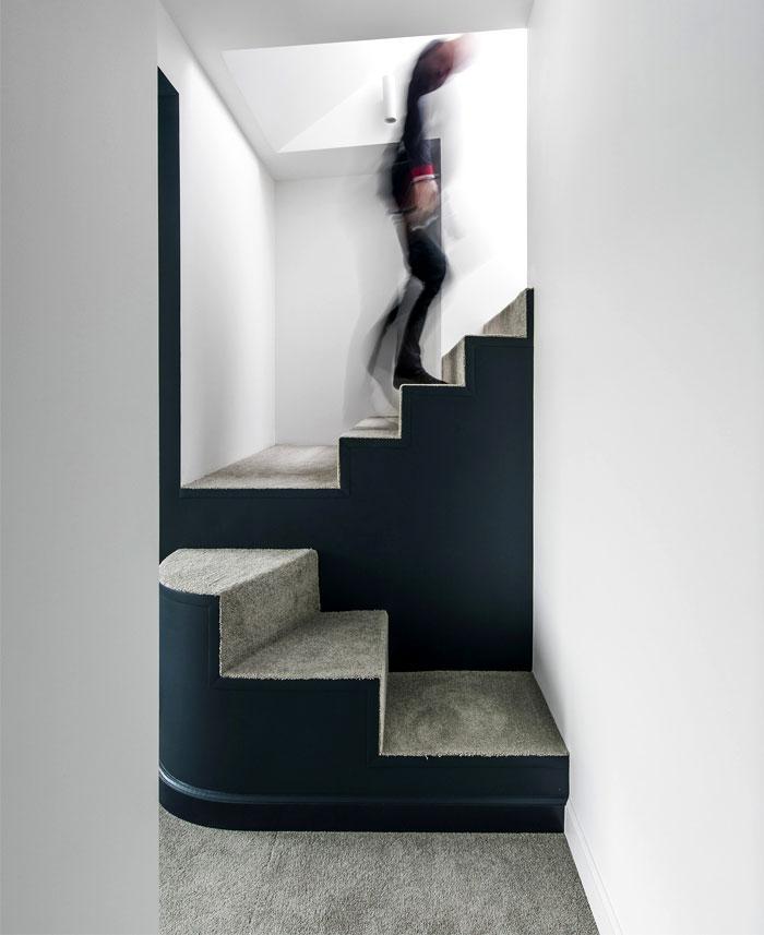 two storey apartment vilnius inarch 21