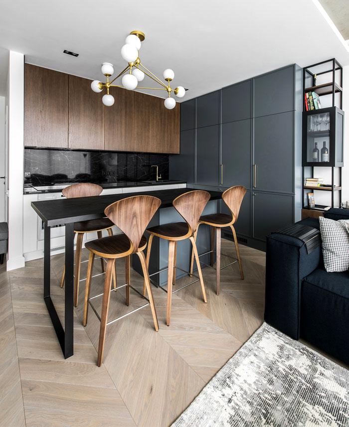 two storey apartment vilnius inarch 27