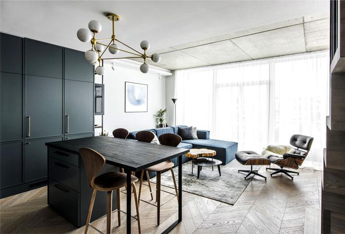 two storey apartment vilnius inarch 3
