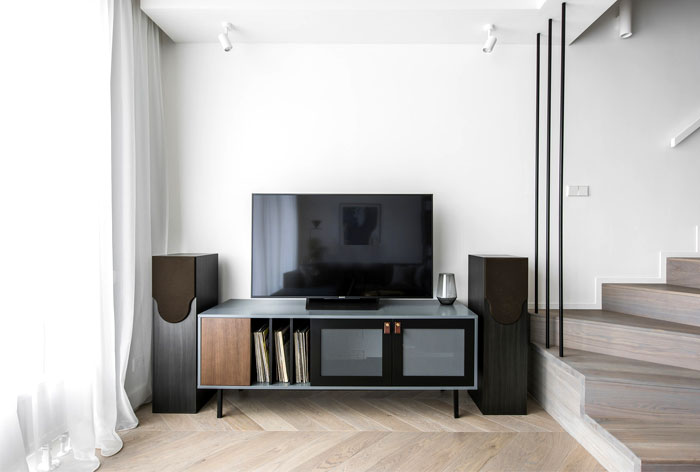 two storey apartment vilnius inarch 4