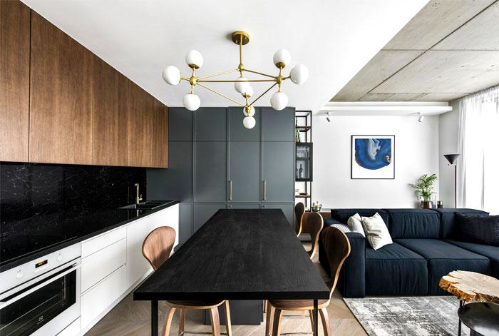 two storey apartment vilnius inarch 8