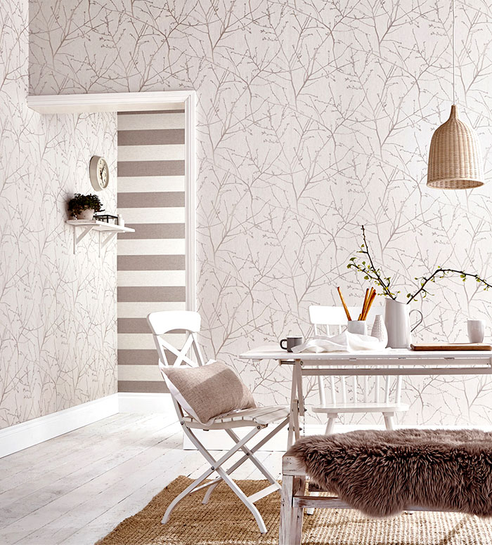 dining room murals wallpaper decor ideas 3