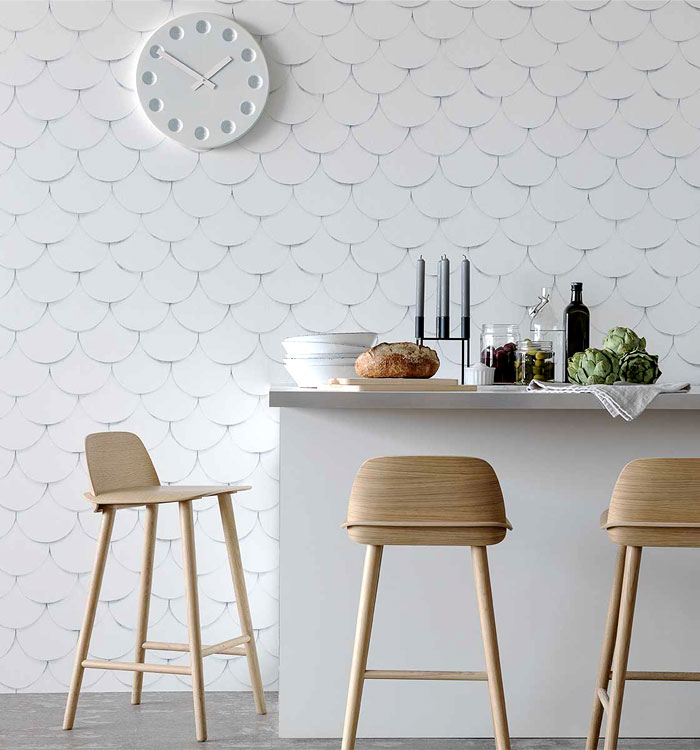 dining room murals wallpaper decor ideas 6