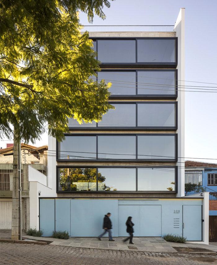 five storey building porto alegre 22