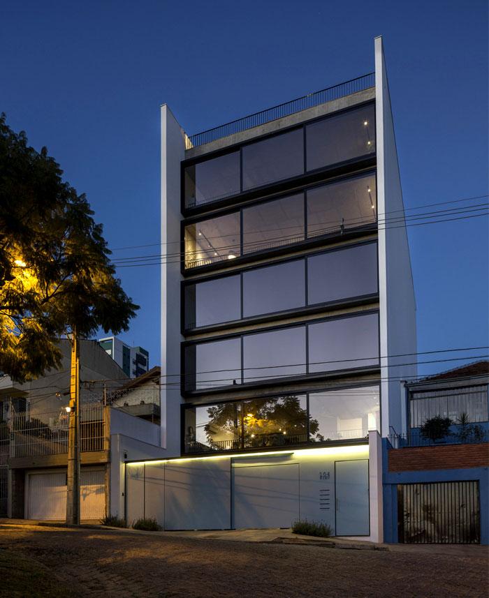 five storey building porto alegre 29